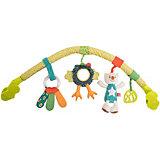 Развивающая дуга с игрушками Happy Baby Весёлая горка