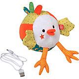 Интерактивная мягкая игрушка Happy Baby Курочка Ксюша