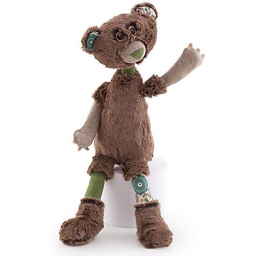 Мягкая игрушка Trudi Мишка Базиль, 33 см от Trudi