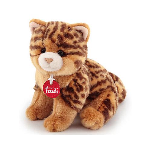 Мягкая игрушка Trudi Котёнок Брэд, 16x20x24 см от Trudi