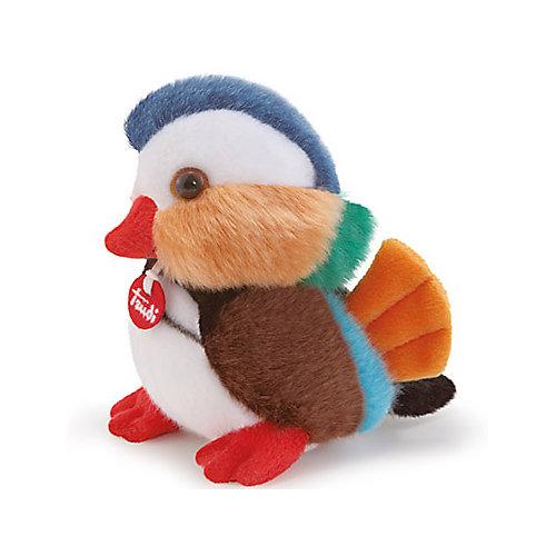 Мягкая игрушка Trudi Уточка мандаринка, 15 см от Trudi