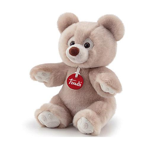 Мягкая игрушка Trudi Мишка Брандо, 18x23x14 см от Trudi