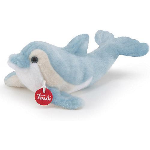 Мягкая игрушка Trudi Дельфин Дино, 11x11x30см от Trudi