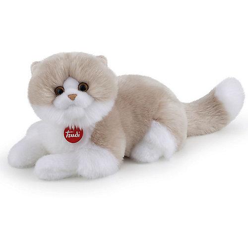 Мягкая игрушка Trudi Кошка Гиада, 20x20x47см от Trudi