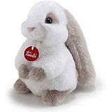 Мягкая игрушка Trudi Кролик Клемент, 13x20x17 см