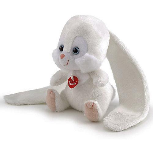 Мягкая игрушка Trudi Зайчик-ушастик, 11x16x9 см от Trudi