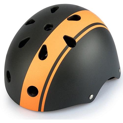 Велосипедный шлем Happy Baby Drifter - темно-серый от Happy Baby