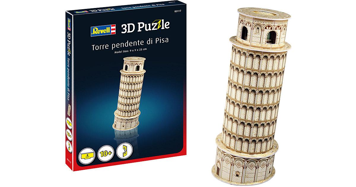 3D-Puzzle Schiefer Turm von Pisa