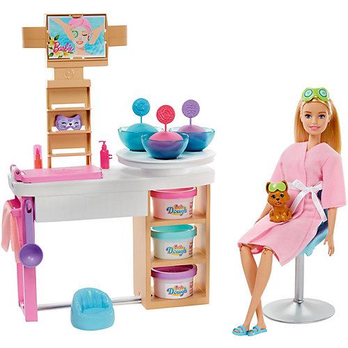 """Игровой набор Barbie """"Мода"""" Спа-салон от Mattel"""