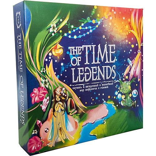 Настольная игра Strateg The time of legends от Strateg