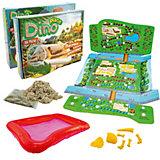 Набор для творчества Strateg Dino place