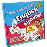 Пазлы Strateg English alfabet, 63 элемента