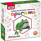 """Модульное оригами Strateg """"Лягушка"""""""