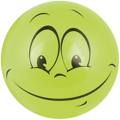 Мяч John Веселые лица 22 см от John