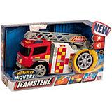 Пожарная машинка HTI Teamsterz Mighty Moverz