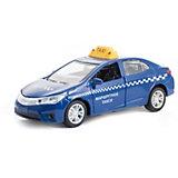 Инерционная машинка Kaiyu Такси