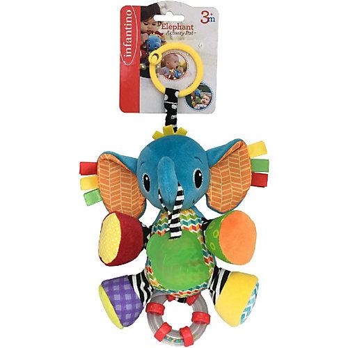 Игрушка-подвеска Infantino Слонёнок от Infantino BKids