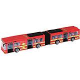 Автобус HTI Teamsterz с гармошкой, 46 см