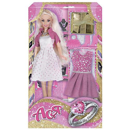 """Кукла Toys Lab """"Сверкай, как бриллиант"""" Ася, 28 см от Toys Lab"""