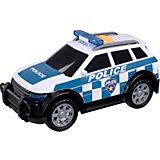 Машинка HTI Teamsterz Mighty Moverz Полиция 4х4