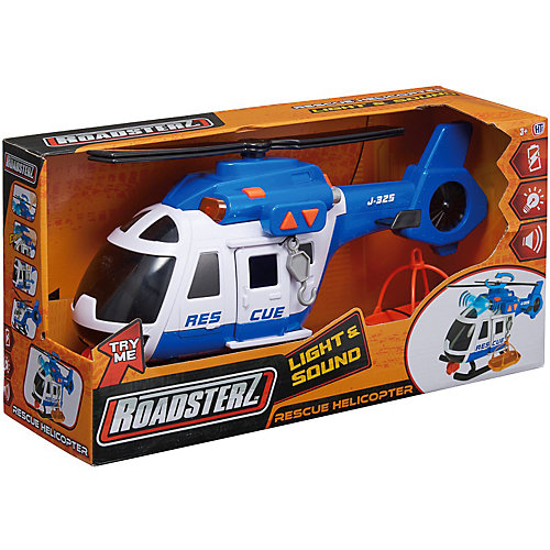 Спасательный вертолёт HTI Roadsterz от HTI
