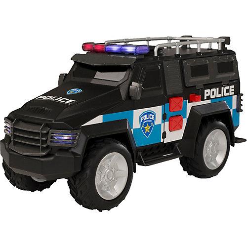 Машинка HTI Roadsterz Полицейский внедорожник 4х4 от HTI