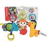 Набор игрушек Infantino Друзья, 3 шт