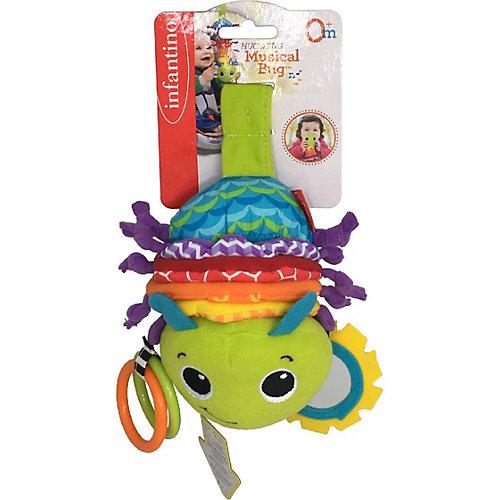 Музыкальная игрушка Infantino Гусеничка от Infantino BKids