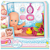 Кукла-пупс Play Baby Набор для купания