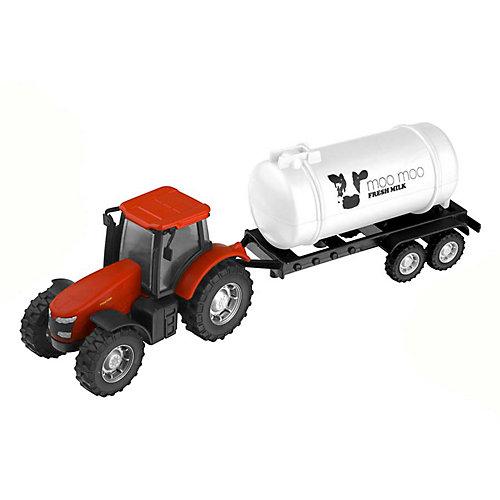 Машинка HTI Teamsterz Трактор с цистерной от HTI