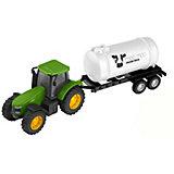 Машинка HTI Teamsterz Трактор с цистерной