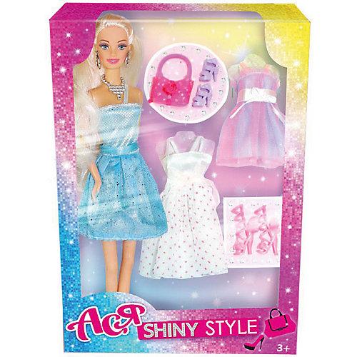 """Кукла Toys Lab """"Блестящий выход"""" Ася, 28 см от Toys Lab"""