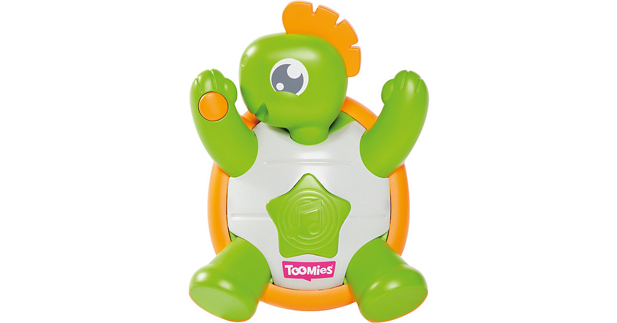 Toomies - Kitzelige Schildkröte mit Licht & Sound