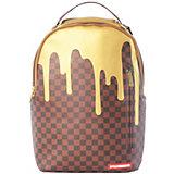 Рюкзак SprayGround Gold Checkered