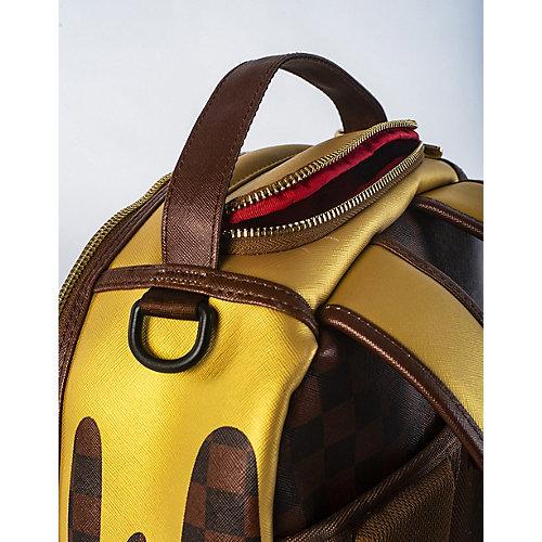 Рюкзак SprayGround Gold Checkered - разноцветный от SprayGround