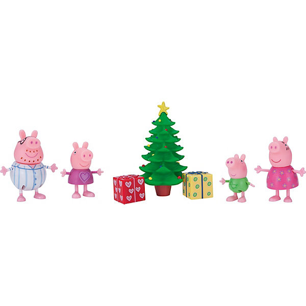 Peppa Pig Weihnachtsabend