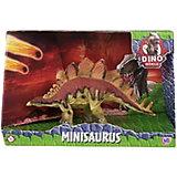 Игровая фигурка HTI Dino World Стегозавр, 16 см