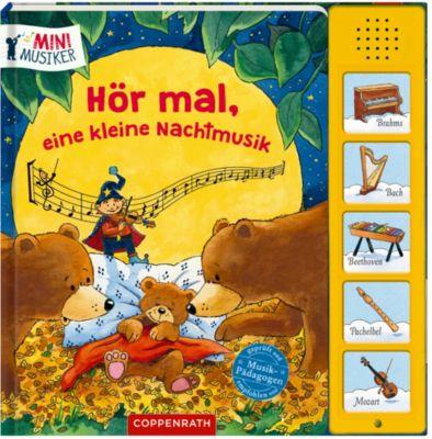 Buch - Hör mal, eine kleine Nachtmusik, m. Tonmodulen