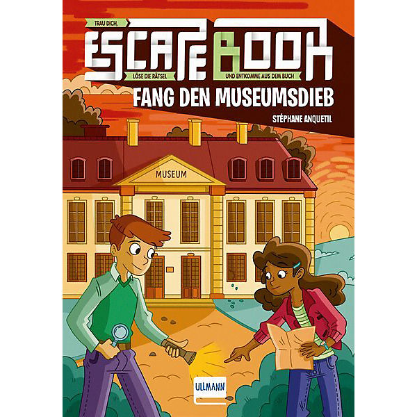 Escape Book Kids
