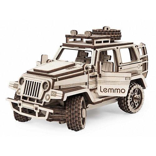 Сборная модель Lemmo Внедорожник Трикс от Lemmo