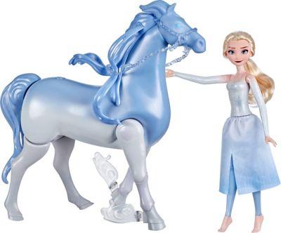 Disney Die Eiskönigin 2 Wasserzauber und Landspaß Elsa & Nokk, Disney Die Eiskönigin