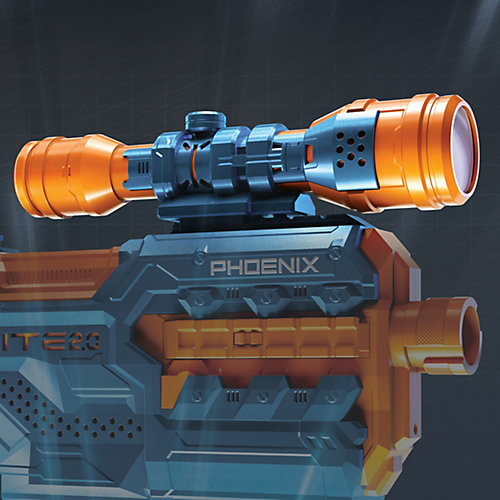 Бластер Nerf Eline 2.0 Phoenix от Hasbro