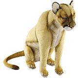 Мягкая игрушка Hansa Горный лев сидящий