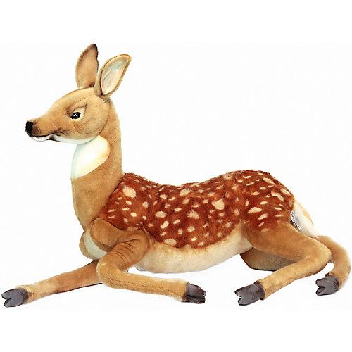 Мягкая игрушка Hansa Олененок лежащий от Hansa
