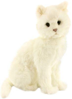 Мягкая игрушка Hansa Кот белый — Мягкая игрушка Hansa Кот