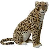 Мягкая игрушка Hansa Леопард сидящий