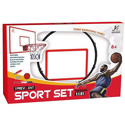 "Игровой набор ""Баскетбол"", 1:1.81 от Qunxing Tongzhile"