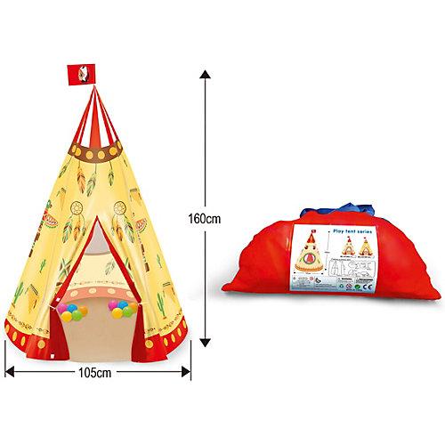 """Игровая палатка """"Вигвам"""" от Qunxing Tongzhile"""