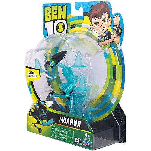 """Фигурка Playmates Ben 10 """"Молния, родная планета"""", 12.5 см от PLAYMATES"""