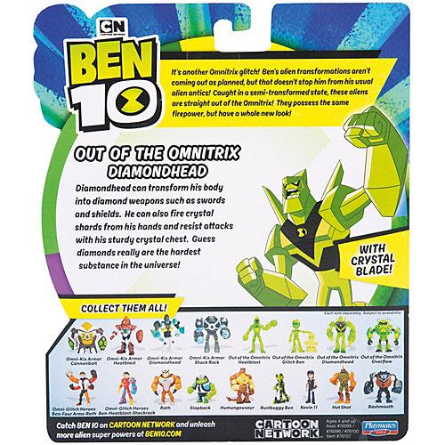 "Фигурка Playmates Ben 10 ""Алмаз из Омнитрикс"", 12.5 см от PLAYMATES"